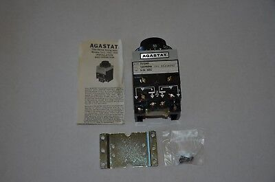 Agastat Time Delay Relay, 5-50 s, 7000 Series 7012AD
