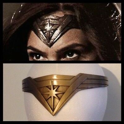 *NEW* USA Wonder Woman Costume Headpiece Tiara Crown for Cosplay/Costume