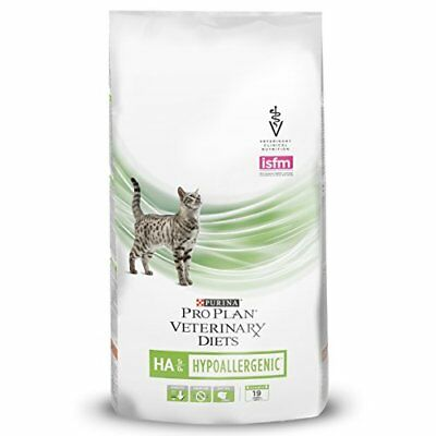 Purina Pro Plan Veterinary Diets Dry Cat Food Ha StOx Hypoallergenic Clinical D