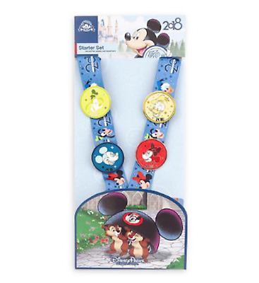 Disney Trading Pins Starter Set-Mickey and Friends-Tradable- Disney Starter Pin