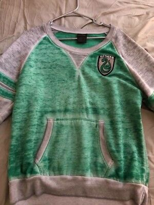 Harry Potter Slytherin Sweater US size XL Excellent Condition Pre-Owned