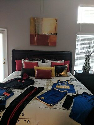 Youth Boys Under Armour Nike NBA Adidas Reebok Lot of Clothes Youth L 10-12