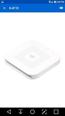 SQUARE READER--for Contactless + Chip + Magstripe. Bluetooth Credit Card Reader