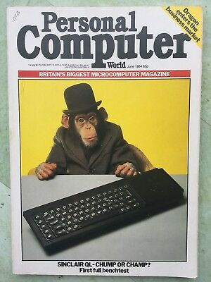 Collection of 53 vintage Personal Computer World Magazines 1978-1993