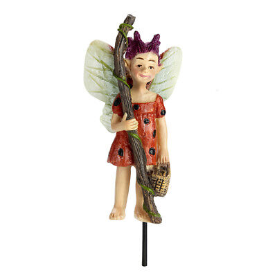 My Fairy Gardens Mini - Swamp Fairy - Ladybug - Supplies