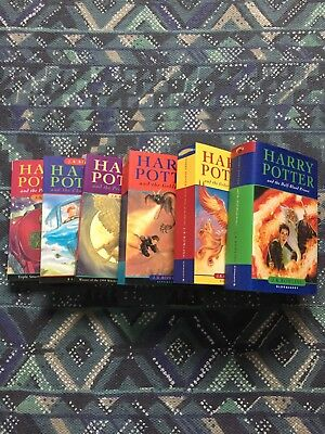 Full Harry Potter collection, never been used and in fantastic condition