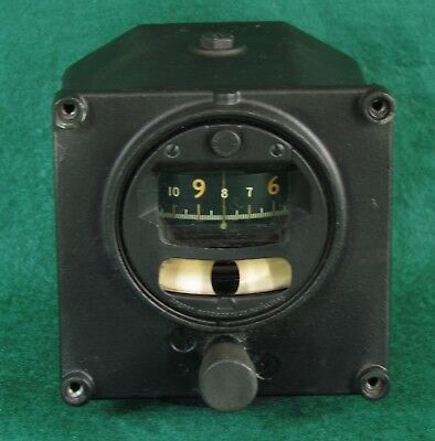 Sperry Directional Gyro With Inclinometer - P/n 643715