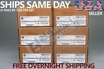 2018 New Factory Sealed Allen Bradley 1769-Pa4 /a Power Supply Free Next Day Air
