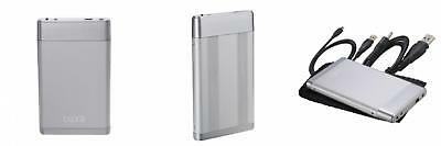 250Gb 250 Gb 2.5 Inch External Hard Drive Portable Usb 2.0 Includes One...