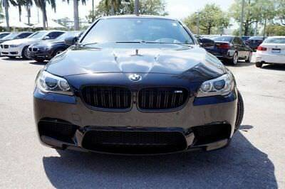 2014 BMW M5 Leather 2014 BMW CERTIFIED PRE OWNED M5 competition executive driver assist bang&olufsen