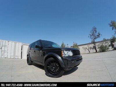 LR4 HSE LUX 2013 Land Rover LR4 Luxury Package, Black Piano Wood, Rear Entertainment, LOADED
