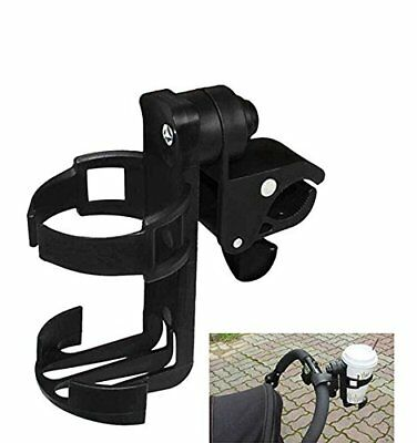 Cup Holder, ProCIV Bike Cup Holder fits Baby Stroller, 360 Degrees Universal Pus