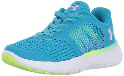 Girl/'s Under Armour 1303514929 Micro G Fuel Prism Shoes Teal Blue