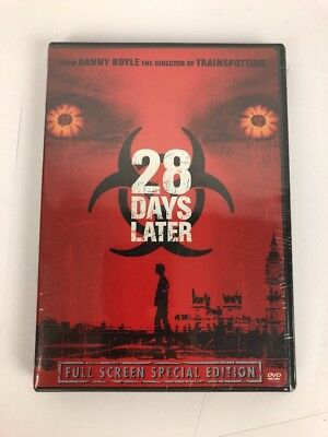 28 Days Later Full Screen Edition Includes Alternate Endings Fast Free Shipping