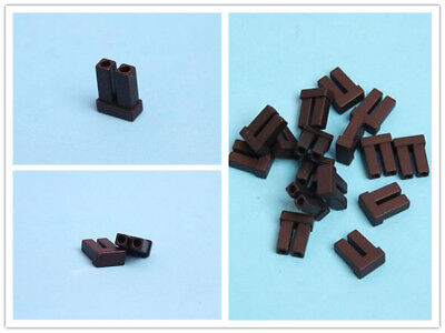50x Anti Dust Plugs Stopper Cover Caps for LC Duplex Type SFP/XFP Transceiver