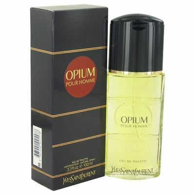 Yves Saint Laurent (YSL) - Opium EDT 100ml Spray For Men
