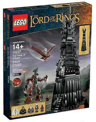 LEGO® The Lord of the Rings 10237 The Tower of Orthanc™ NEU OVP NEW MISB NRFB