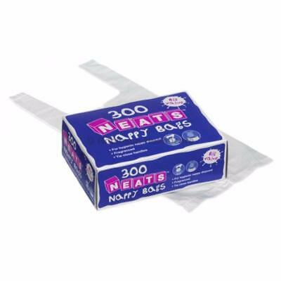 Nappy Neats Nappy Disposal Bags Pack Of 300