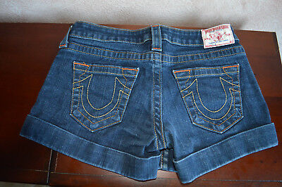 True Religion Ladies Denim Shorts - Allie, Size 28