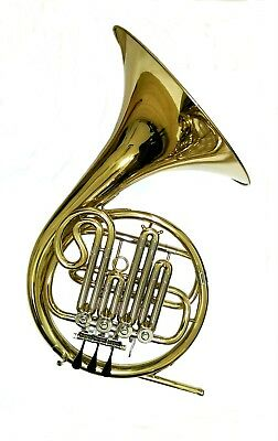 Brand New CRYSTAL Bb FH-120L Single French Horn Complete Set