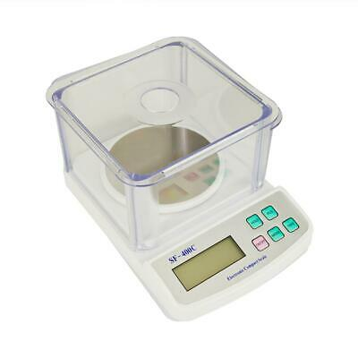 New LCD Lab Analytical Balance Digital Precision Scale 500g x 0.01g SF-400C