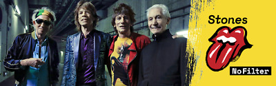 Rolling Stones Tickets, Croke Park, Dublin, 17th May 2018 - GOLDEN CIRCLE!