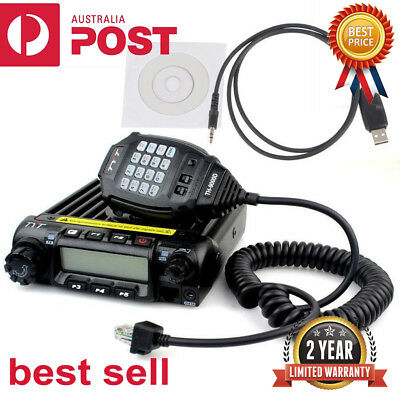 TYT TH-9000D UHF 400-490MHz Mobile Car 45W Radio Transceiver Transceiver TH9000D