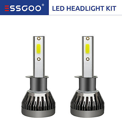 NOVSIGHT H7 70W LED Faro dell'automobile Kit 10000LM 6500K Bianco Lampadine Luce