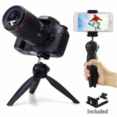 Protable Lightweight Travel Photography Camera Tripod Cellphone Stand Universal