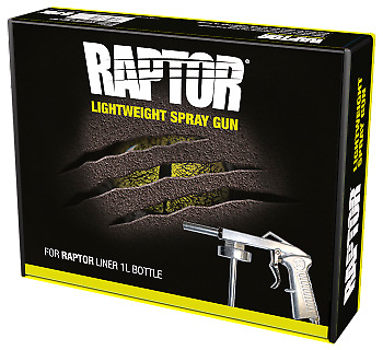 Pistolet D'application Pour Raptor Et Gravitex  Upol Gun/1