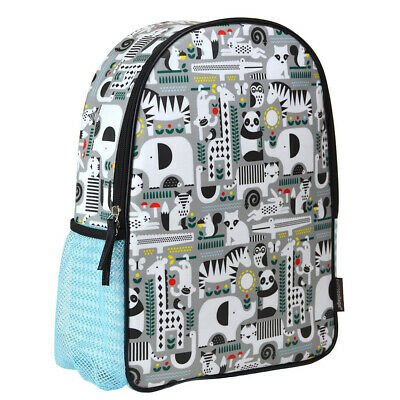 NEW Petitcollage Animals Eco Friendly Backpack
