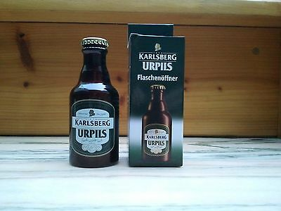 Karlsberg Urpils Flaschenöffner Push Up