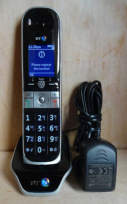 BT 8600 Advanced Call Blocker Additional Handset Only or with Base and Charger