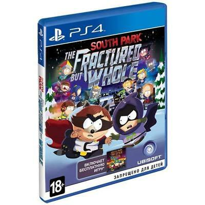 South Park: The Fractured but Whole (PS4, 2017) English,Russian version