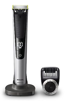Philips OneBlade Pro Trimmer Styler Shaver 14-length Comb Wet Dry QP6520/25