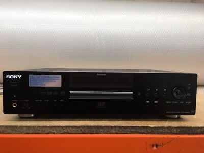 Sony Dvp-Ns900V Super Audio Cd, Dvd & Sacd Player - Working No Remote