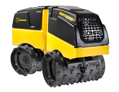 NEW Bomag BMP8500 Trench Compactor
