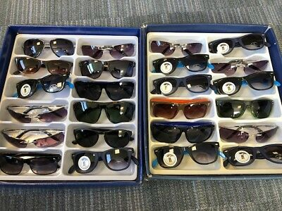 Job Lot 24 pairs of assorted sunglasses - Car Boot - Resale - Wholesale - REF062