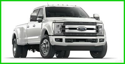 Ford F-450 Limited 2018 Limited New Turbo 6.7L V8 32V Automatic 4WD Pickup Truck