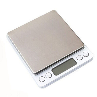 Precision Jewelry Electronic LCD Digital Scale Balance Weight Pocket 0.1g-2 J8A2