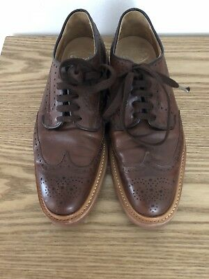Church's Matlock Shoes brown Size 8 G