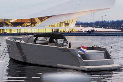 Tender cooper1000 cabin Dutch Design