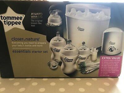 Tommee Tippee Electric Steriliser & Electric Bottle warmer