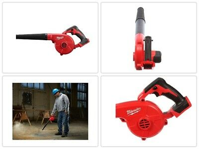 0884-20 Compact Blower (Tool-Only) M18 18-V Lithium-Ion Cordless By Milwaukee