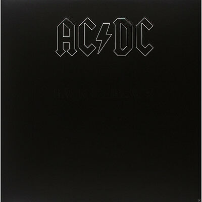 Ac/Dc - Back In Black - (Vinyl)
