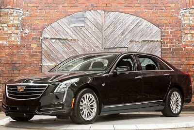 Cadillac CT6 2.0L Turbo Standard 16 2.0L Turbo Driver Awareness and Convenience Package