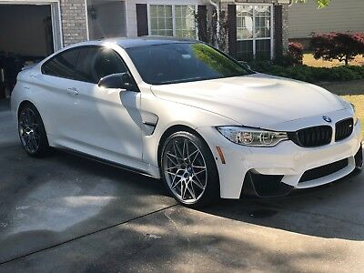 2017 BMW M4  Dinan Stg 2 Competition Pkg w/ every option available 11k milles