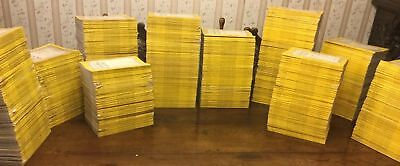 6 National Geographic Magazines in pristine condition January 1987 to June 1987