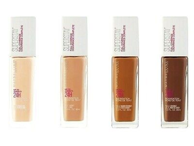 Maybelline Super Stay Foundation 24 Hour Full Coverage - Choose Your Shade