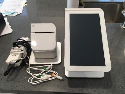 Clover POS Station Complete System with printer